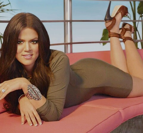 beauty queen khloe kardashian