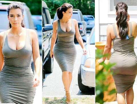 Kim Kardashian outfit best style & fashion look